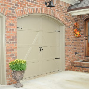 4143 Blackwater Court Garage Door