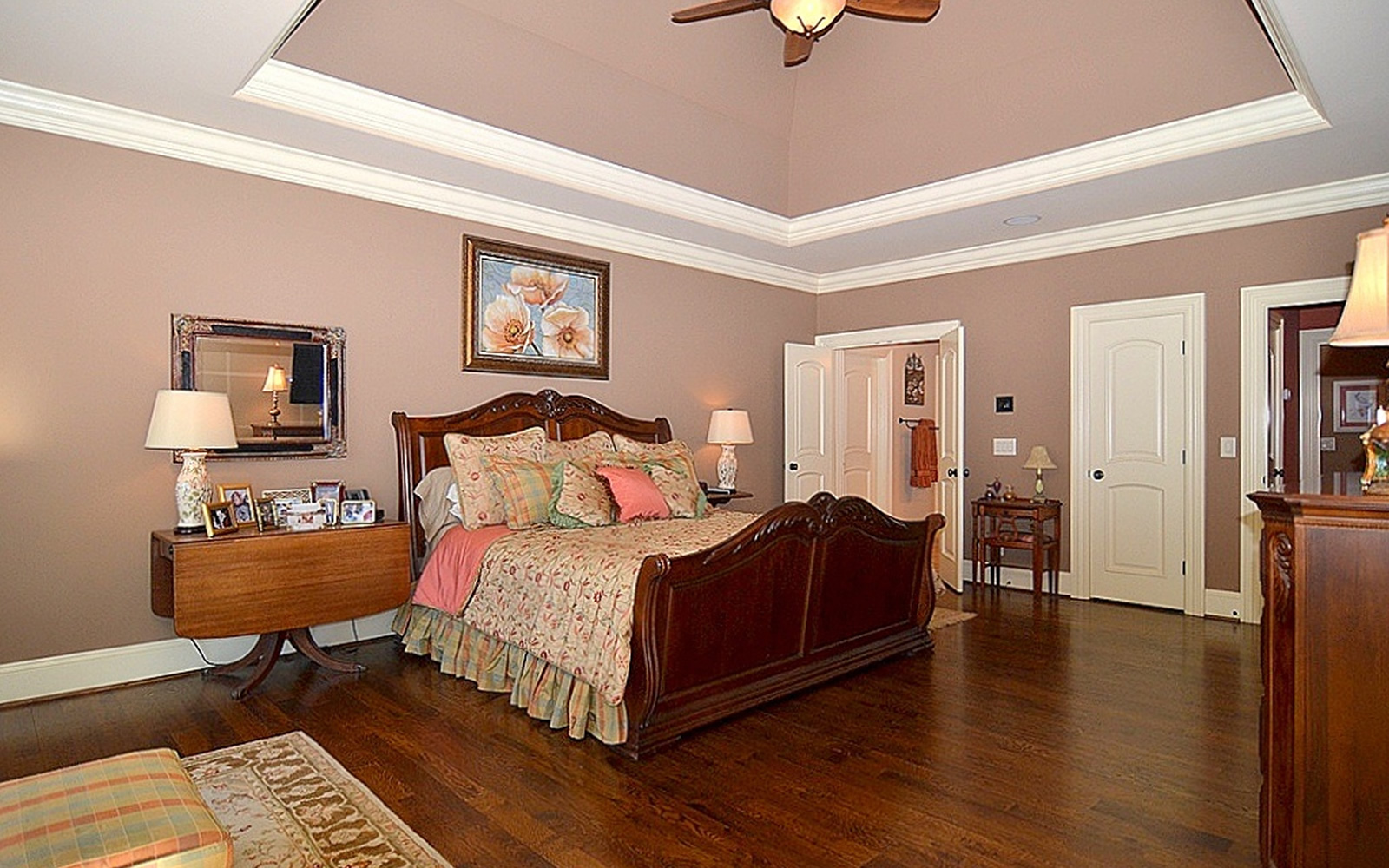 1311 Dunleigh Drive Bedroom