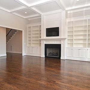 1708 Cappoquin Drive Living Room