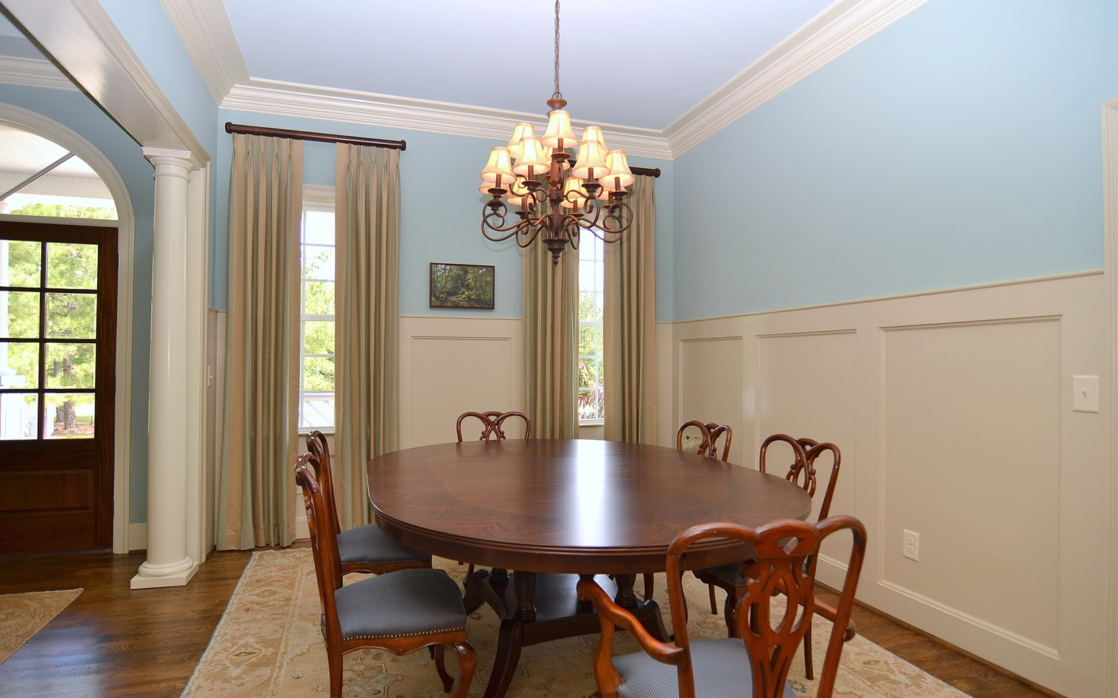 2407 Oakwood Drive Dining
