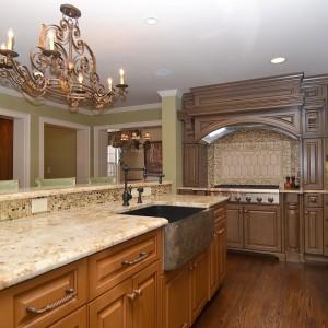 2407 Oakwood Drive Kitchen